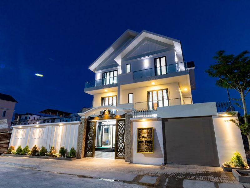 khuon vien royal palm villa 29 vung tau