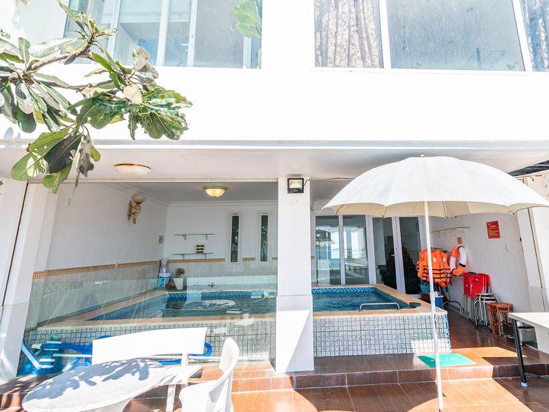 be boi beachfront palm 22 villa vung tau