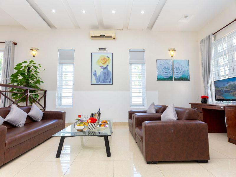 phong khach palm 6 villa vung tau