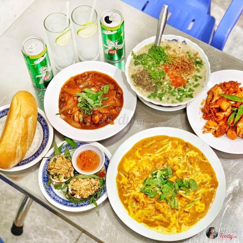 Quán ốc Nam Phương (Nguồn: Foody.vn)