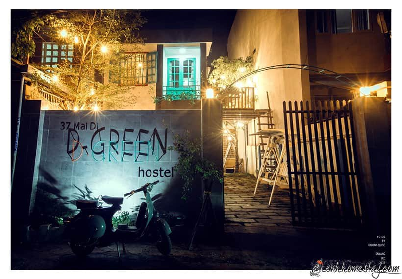 DGreen Hostel