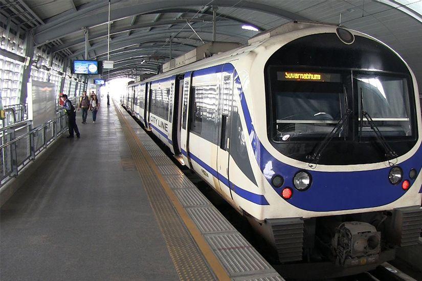 Hệ thống tàu điện ngầm Chiang Mai