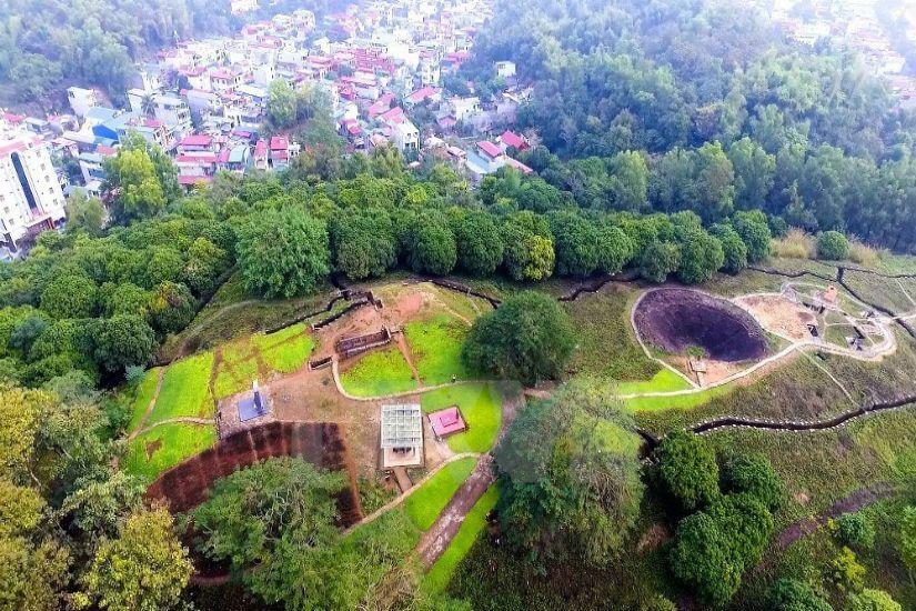 Khu di tích Đồi A1 - chứng tích lịch sử hào hùng trong chiến thắng Điện Biên Phủ