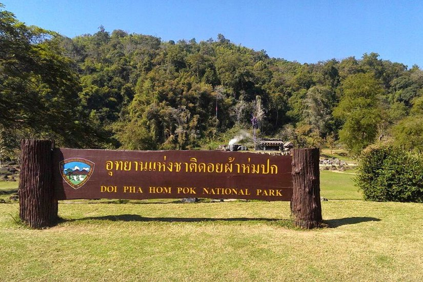 Vườn quốc gia Doi Pha Hom Pok