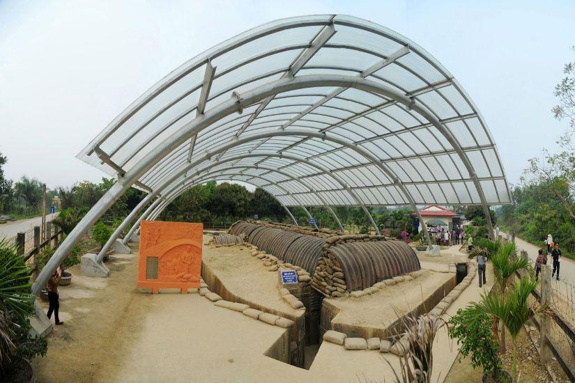 Hầm Đờ Cát - Chứng tích cho thắng lợi vẻ vang của quân và dân ta tại Điện Biên