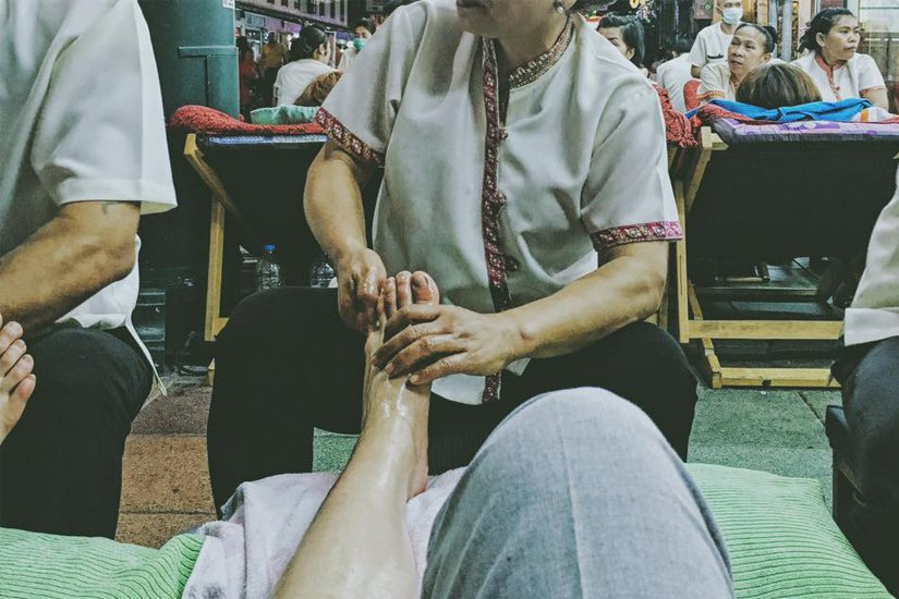 Massage Thái Lan