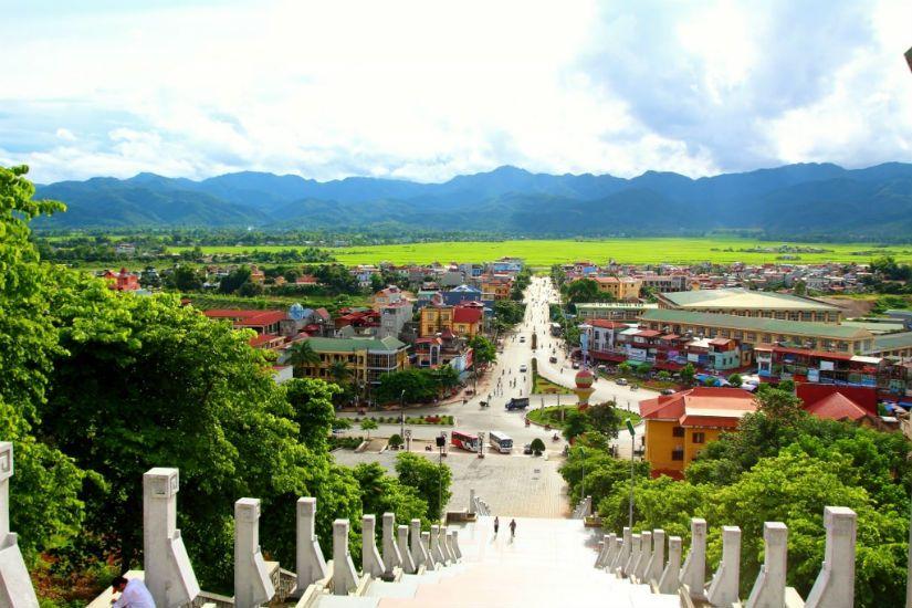 Mảnh đất Điện Biên ngày càng căng tràn sức sống