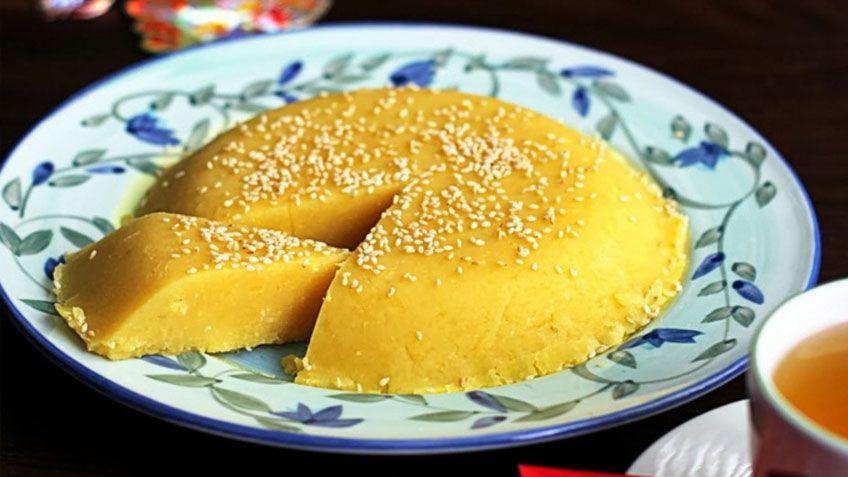 Mung Bean Pudding