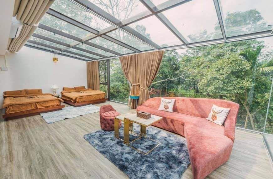 phong ngu lv house villa by de vuz homestay hoa binh