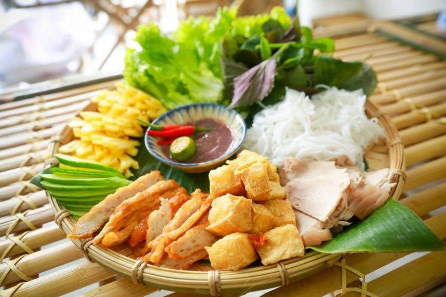 Bún đậu Ngọc Toản - Ki Ốt 6, Tòa HH1C, KĐT Tây Nam Linh Đàm
