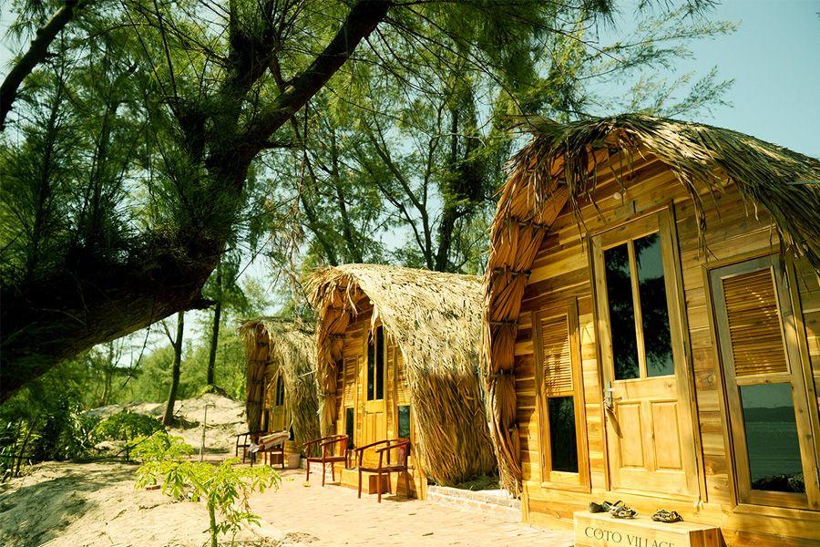 Coto village homestay
