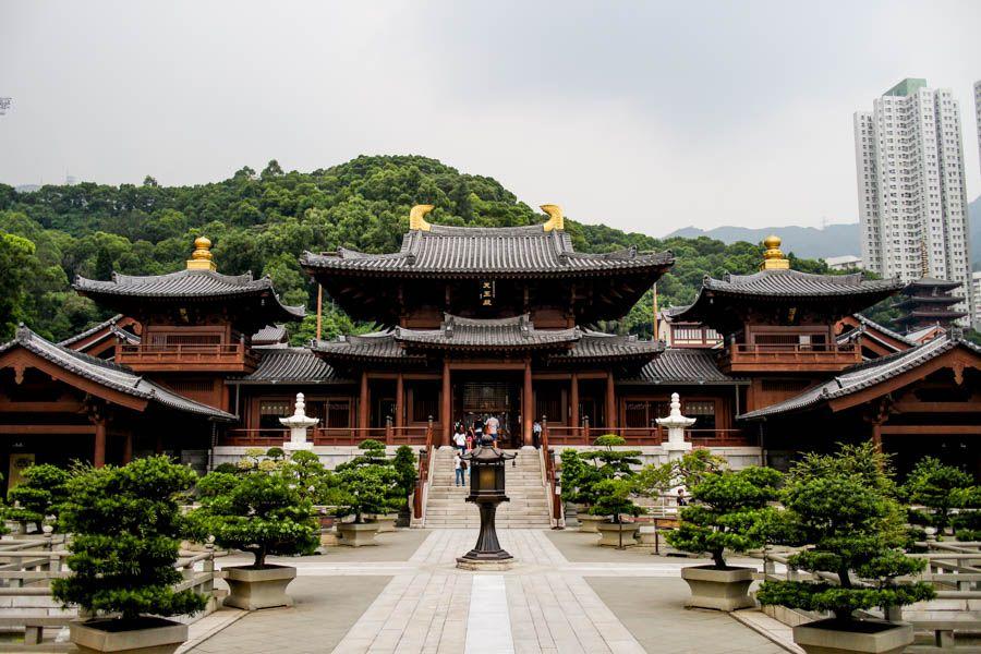 Đền Chi Lin