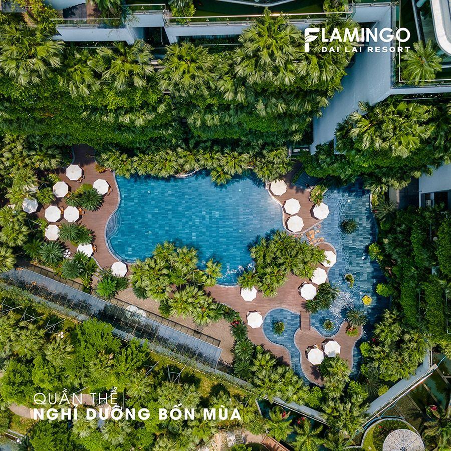 be boi bon mua flamingo dai lai resort