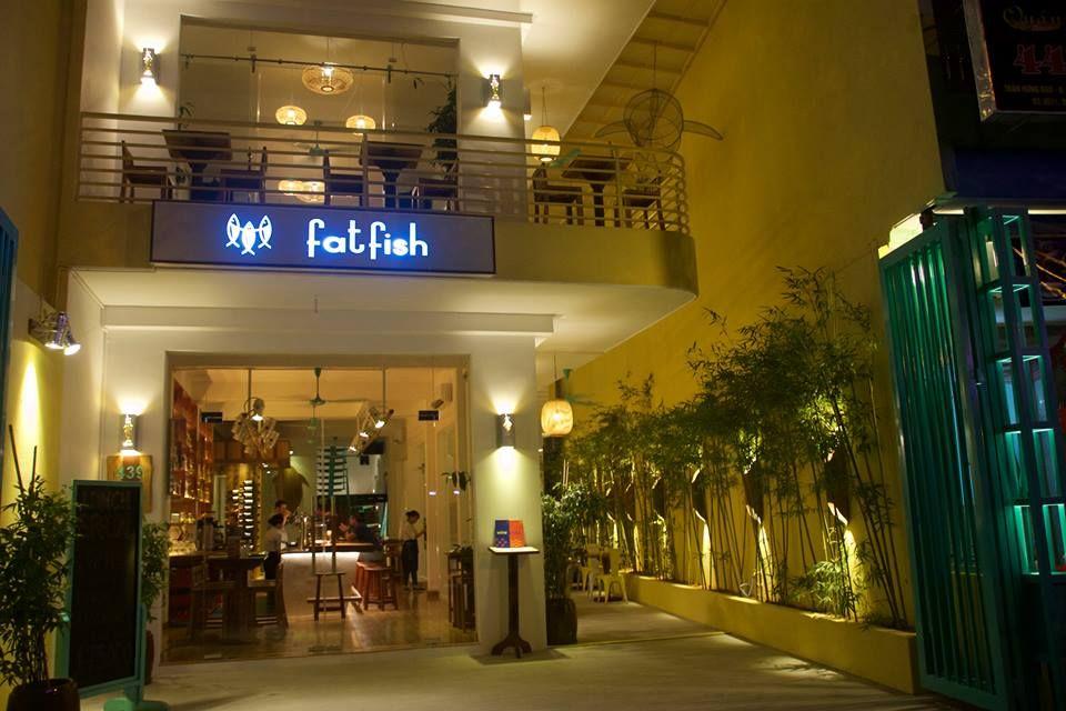 Fatfish Restaurant