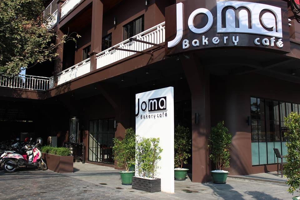 Joma Bakery Cafe TTP