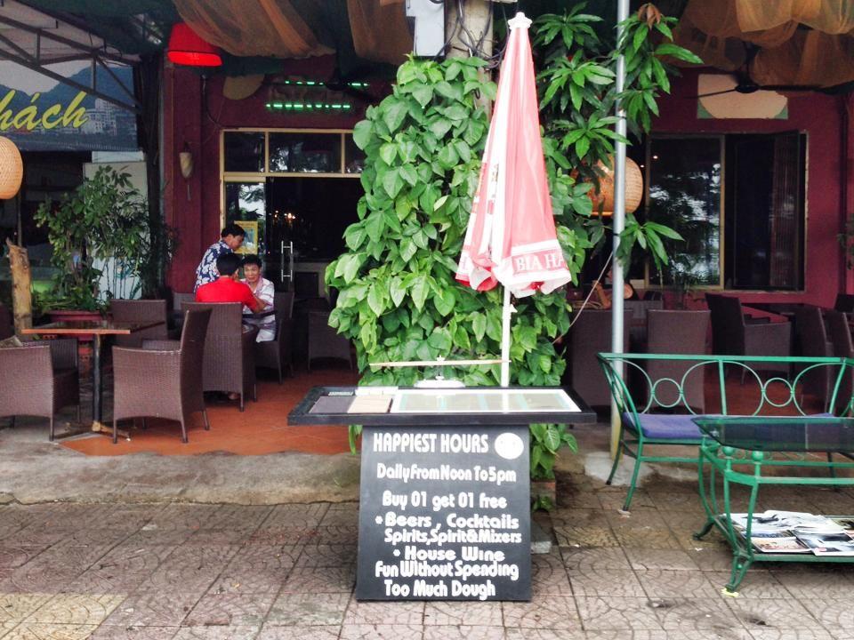 Nhà hàng Green Mango