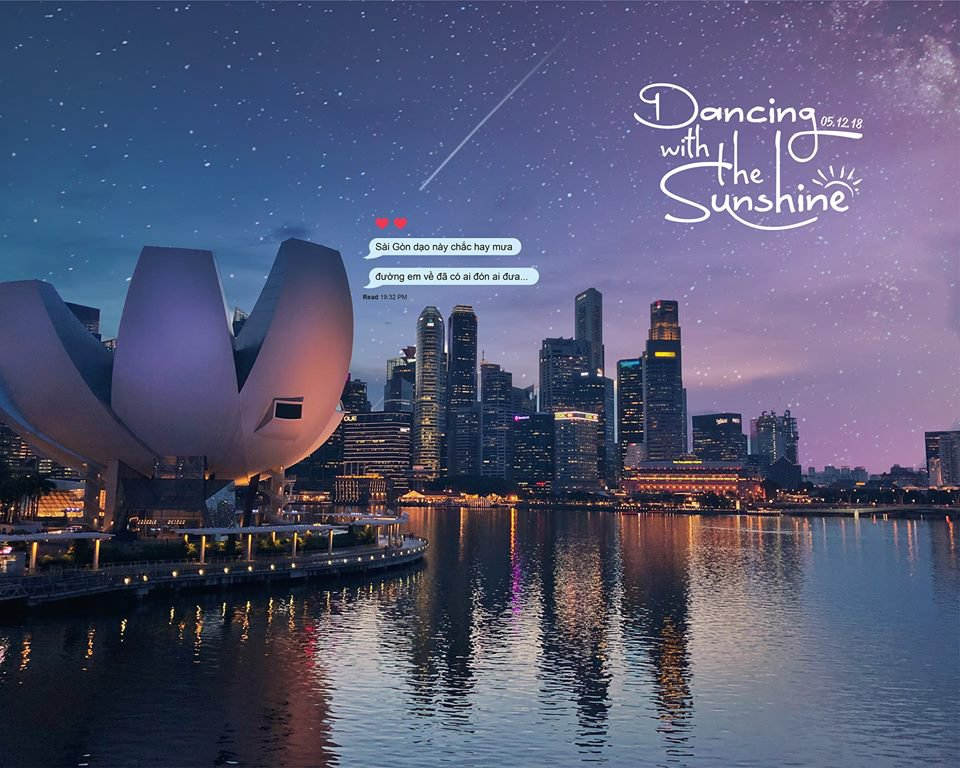 Singapore là đất nước rất đáng để đi 1 lần trong đời. Ảnh: Nguyễn Quang Hoàng Lan
