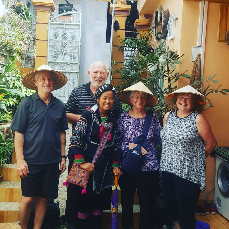 hoat dong tai little view homestay sapa