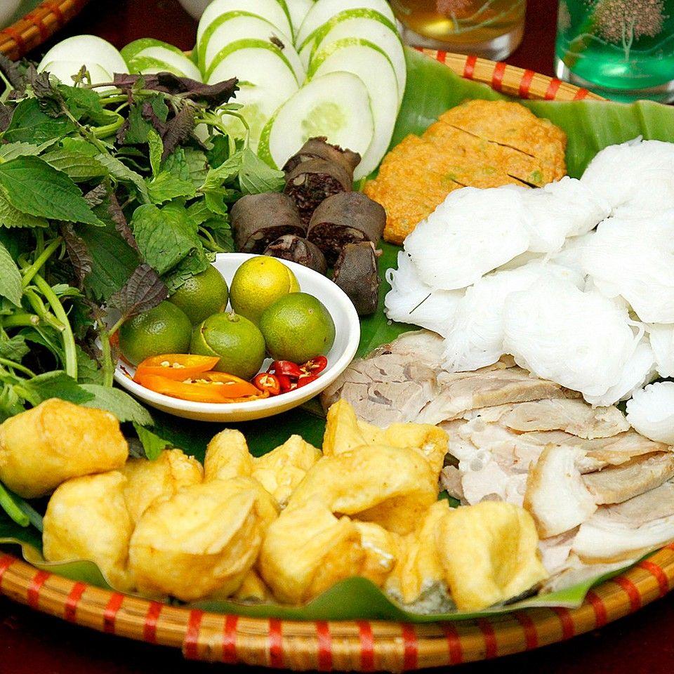 Bún Đậu Mắm Tôm - 108A12 Nguyễn Quý Đức