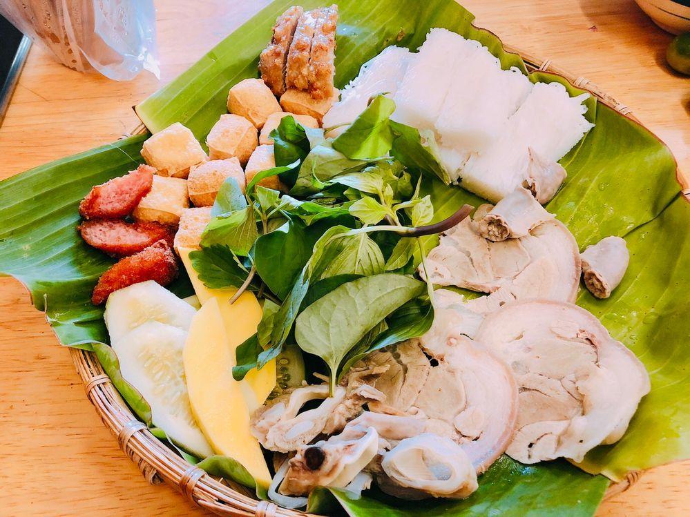 Bún đậu Phương Nhung - 52 Ngọc Lâm